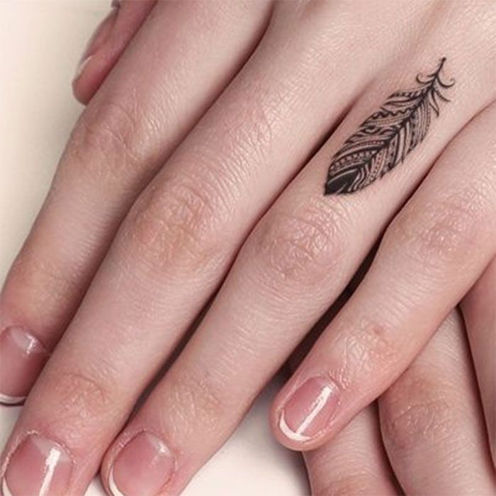 20 Ideias Para Quem Ama Tatuagens Nos Dedos Tatuagem No Dedo