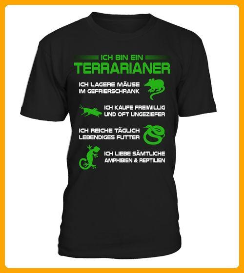 Terrarianer mit Leib und Seele - Beast shirts (*Partner-Link)