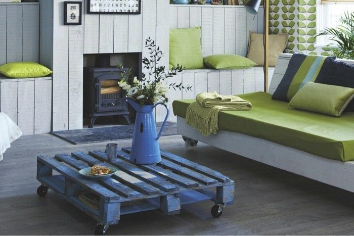 21 nachhaltige diy deko ideen upcyclen und umfunktionieren diy deko ideen europalette und. Black Bedroom Furniture Sets. Home Design Ideas