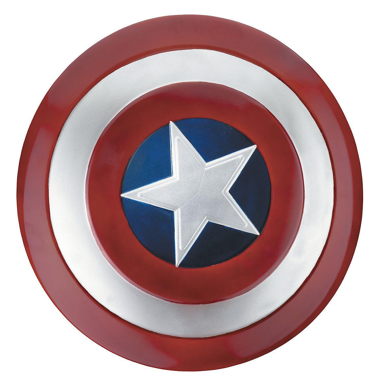 Adult\'s Captain America Shield - OrientalTrading.com   HERO CON ...