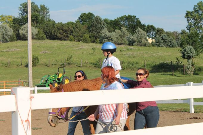 Horseback riding can also help calm and focus riders with autism at STARS  http://www.scstars.org