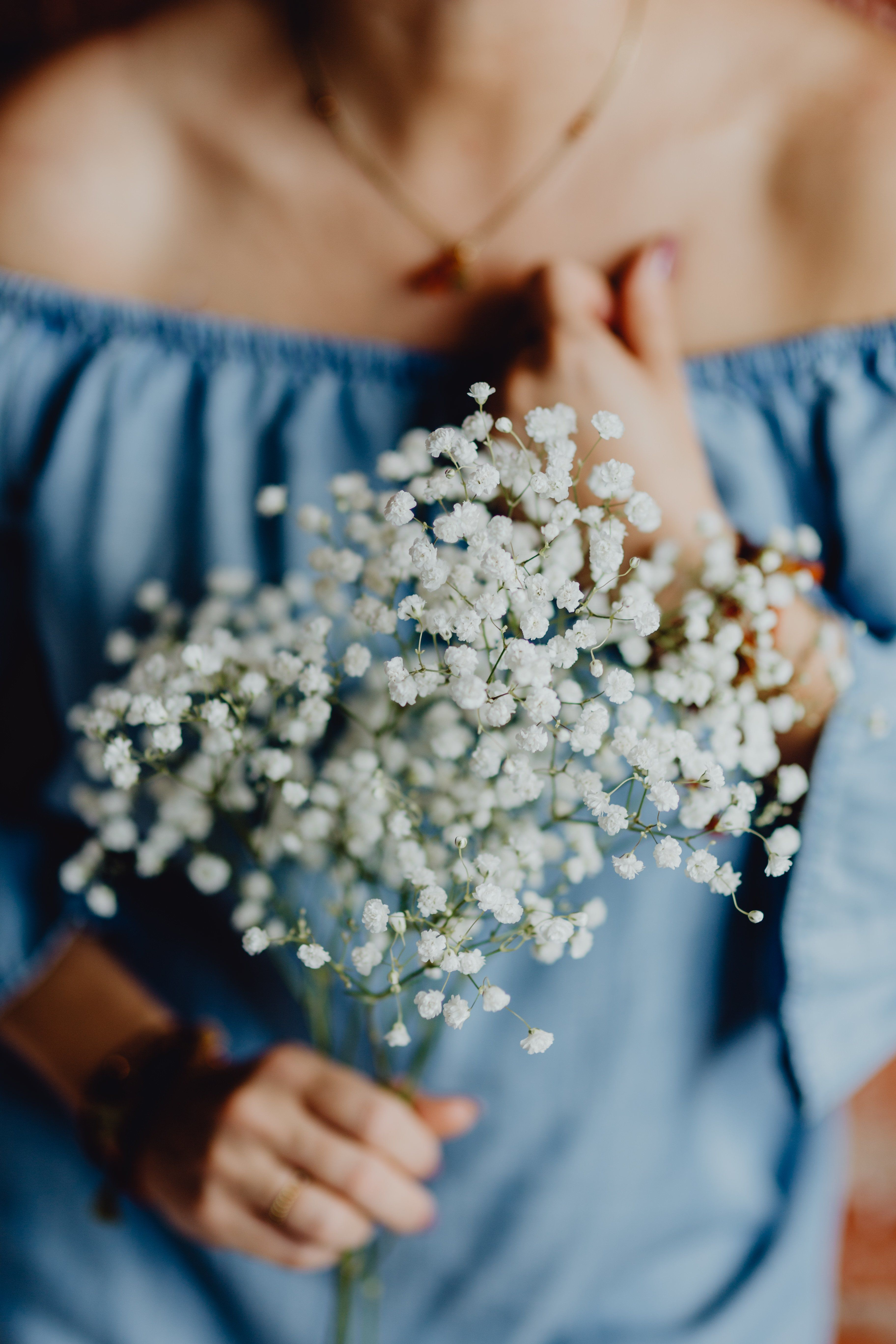 Baby S Breaths Meaning In 2020 Babys Breath Breath Meaning Artificial Silk Flowers