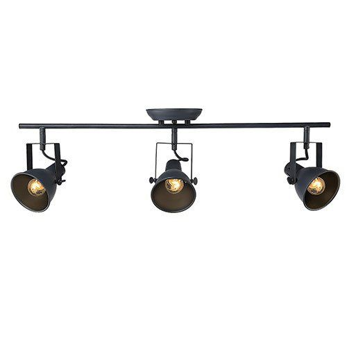 Lnc modern edison vintage style 3 light track lighting ceiling light ceiling track lighting aloadofball Images