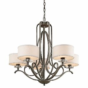 1STOPlighting.com | Leighton - Five Light Chandelier
