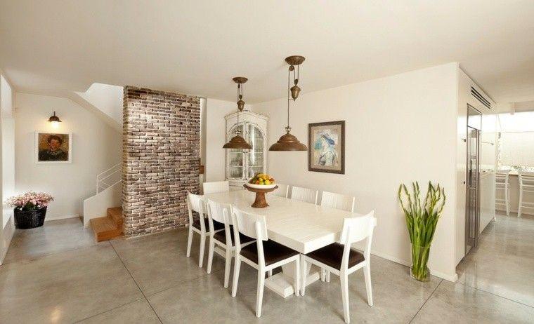 Cemento como tendencia de decoración para interiores   Cemento ...