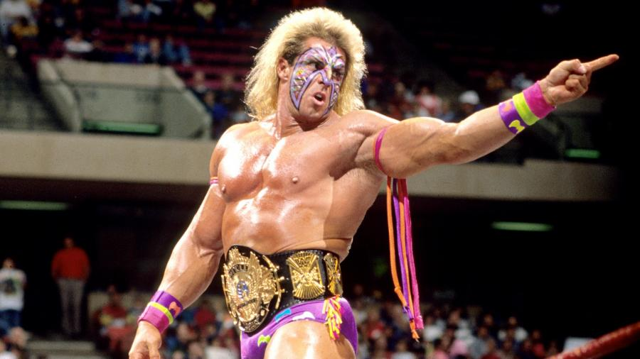 Home The Ultimate Warrior