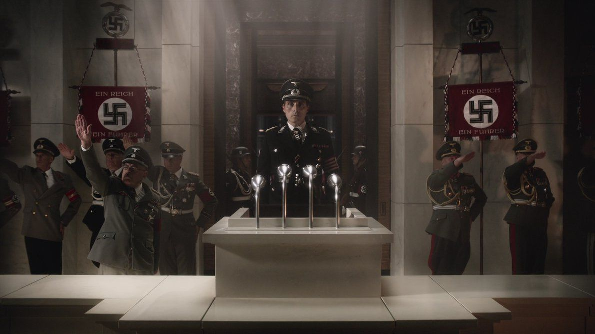 The Man In The High Castle John Smith High Castle The Man