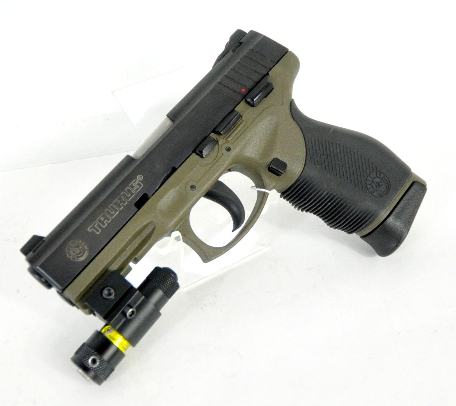 Taurus PT 24/7 Pro DS w/ Laser  40 S 3