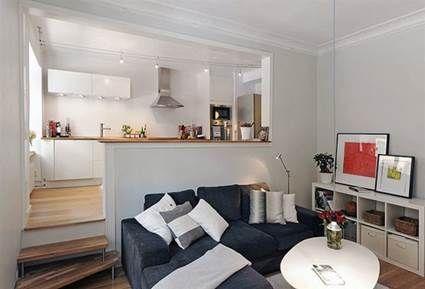 Tips para decorar apartamentos pequeños Ideas para, Studio