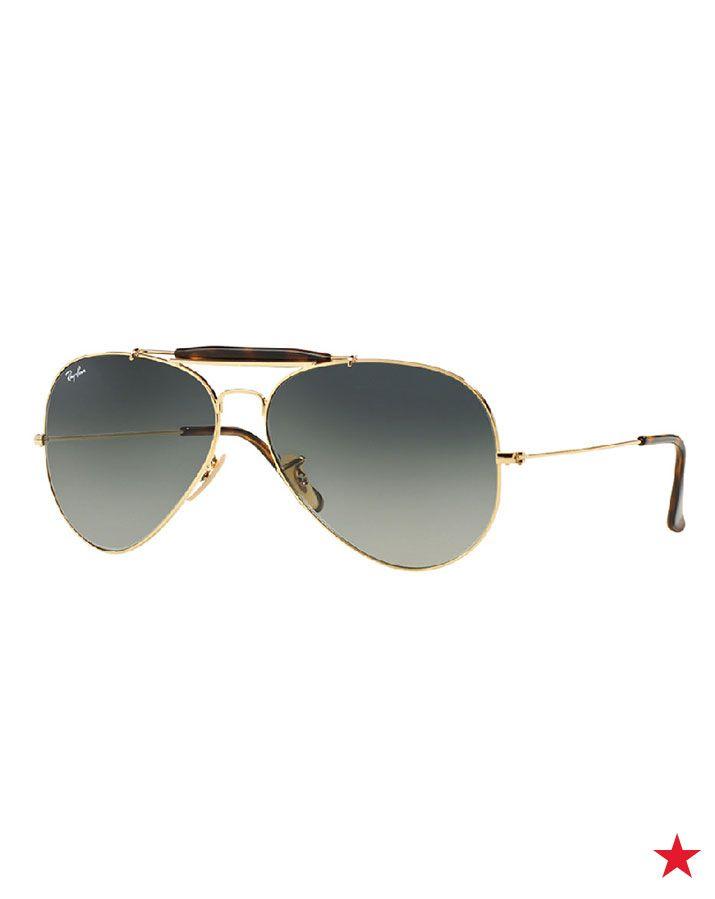 Ray-Ban OUTDOORSMAN II Sunglasses, RB3029 62 | Lentes para ver ...