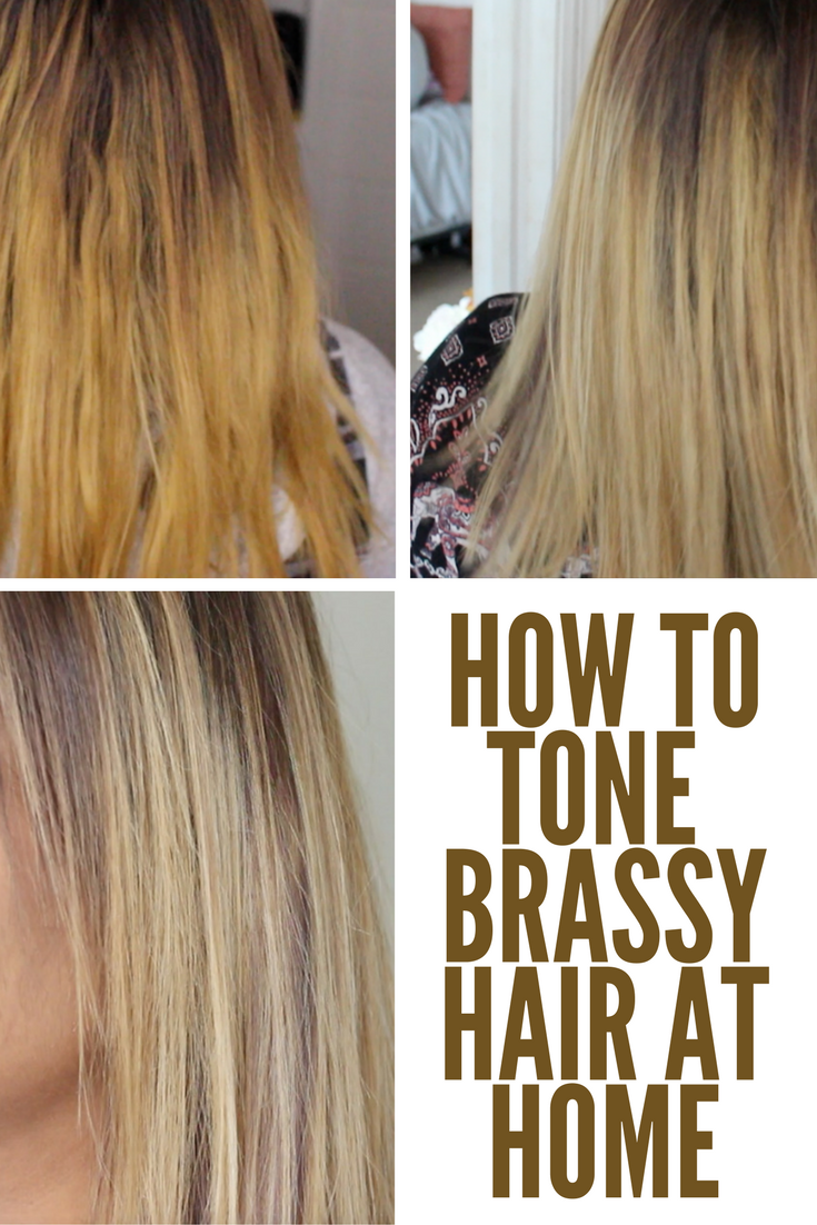 How To Get My Hair From Orange To Blonde