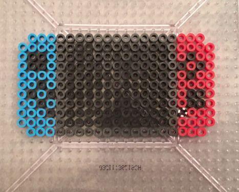 Game Controllers Perler Hama Bead Patterns Hama Beads