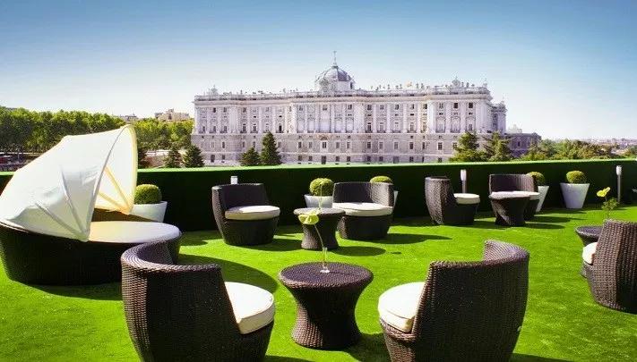 35 Terrazas De Azotea Para Disfrutar En 2019 Te Veo En Madridte Veo En Madrid Blog Con Recomendaciones Para Salir Jardin En Azotea Terrazas Madrid Terrazas