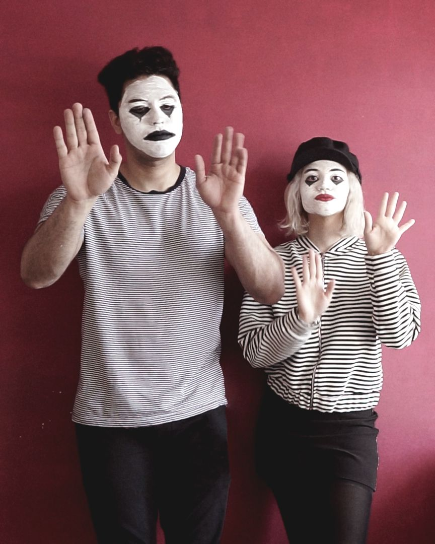 IDEAS DE DISFRACES PARA HALLOWEEN EN PAREJA 2018