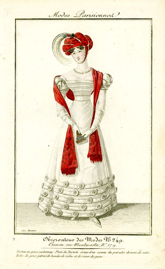 Plate 249 - Observateur des Modes