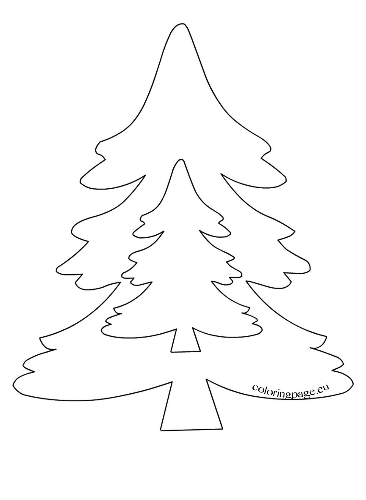 malvorlagen tannenbaum pdf  aglhk