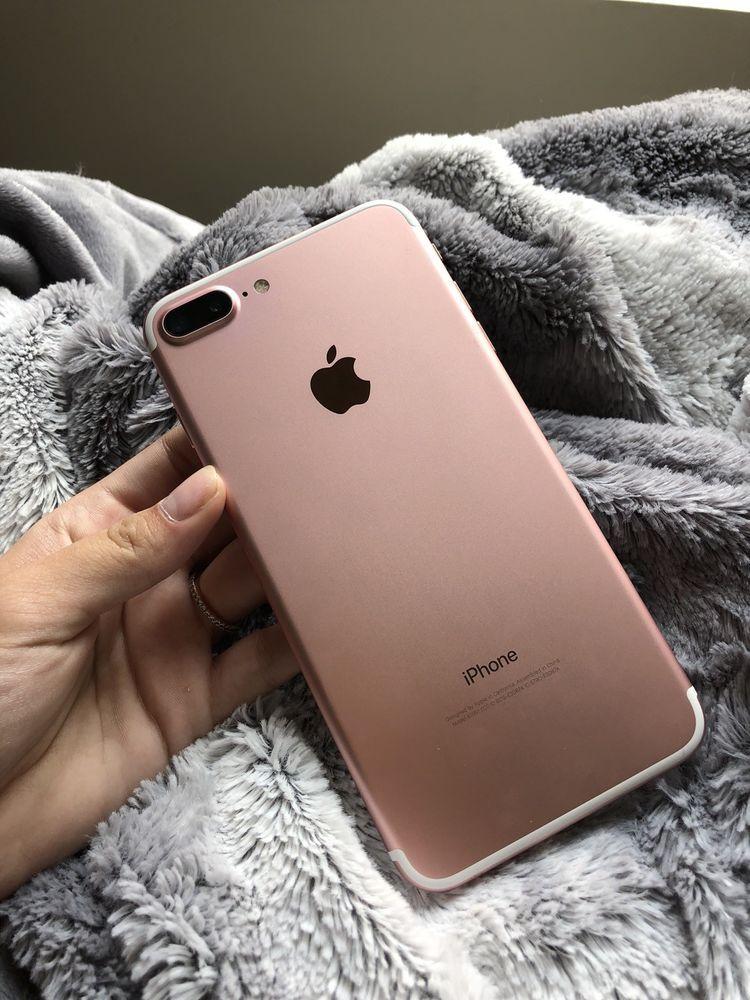 Apple Iphone 7 Plus 32gb Rose Gold Unlocked A1784 Gsm Ca Capinhas Iphone 7 Plus Acessorios Iphone Celulares Iphone