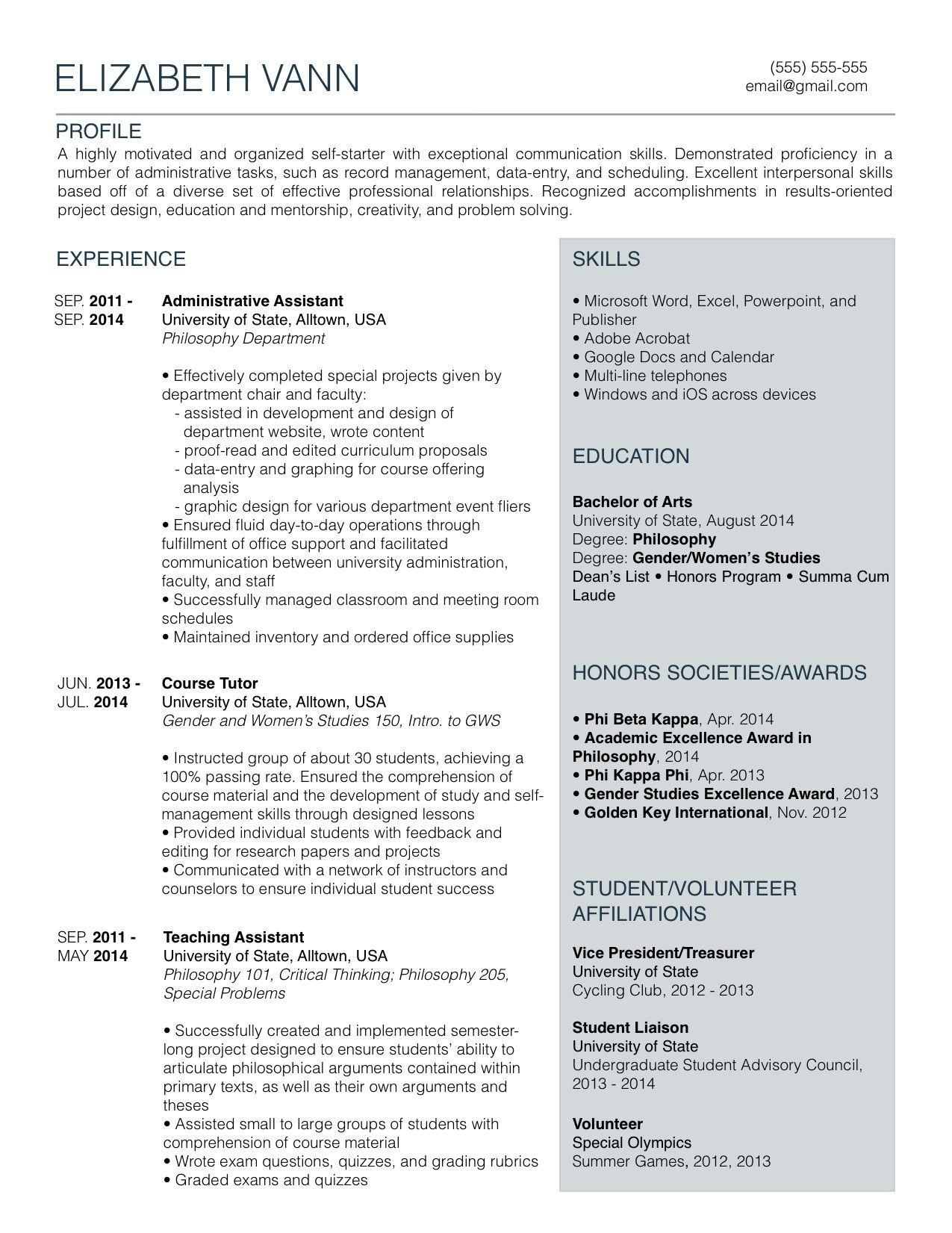 Resume Examples Reddit | Resume Examples | Pinterest | Resume ...