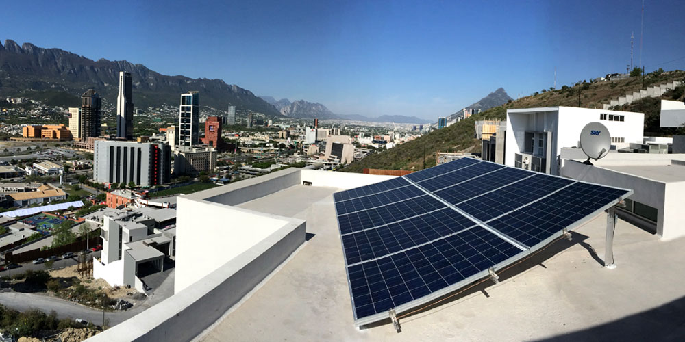 Paneles Solares En Monterrey Paneles Solares Sistema De Energia Solar Sistema Solar Fotovoltaico
