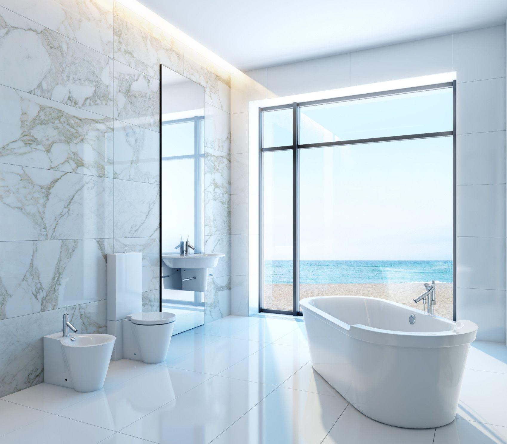 Bodenfliesen im Badezimmer – die Trends 2016 | Badezimmer ...