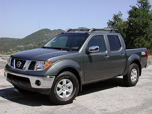 Nissan Frontier Manual Transmission Automatic Final Drive Trucks Trailer Storage