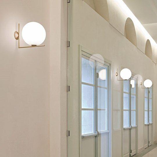 Apliques de pared con mucho estilo para espacios estrechos for Apliques para escaleras
