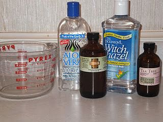 Homemade Hand Sanitizer Make Your Own Health And Beauty Hand