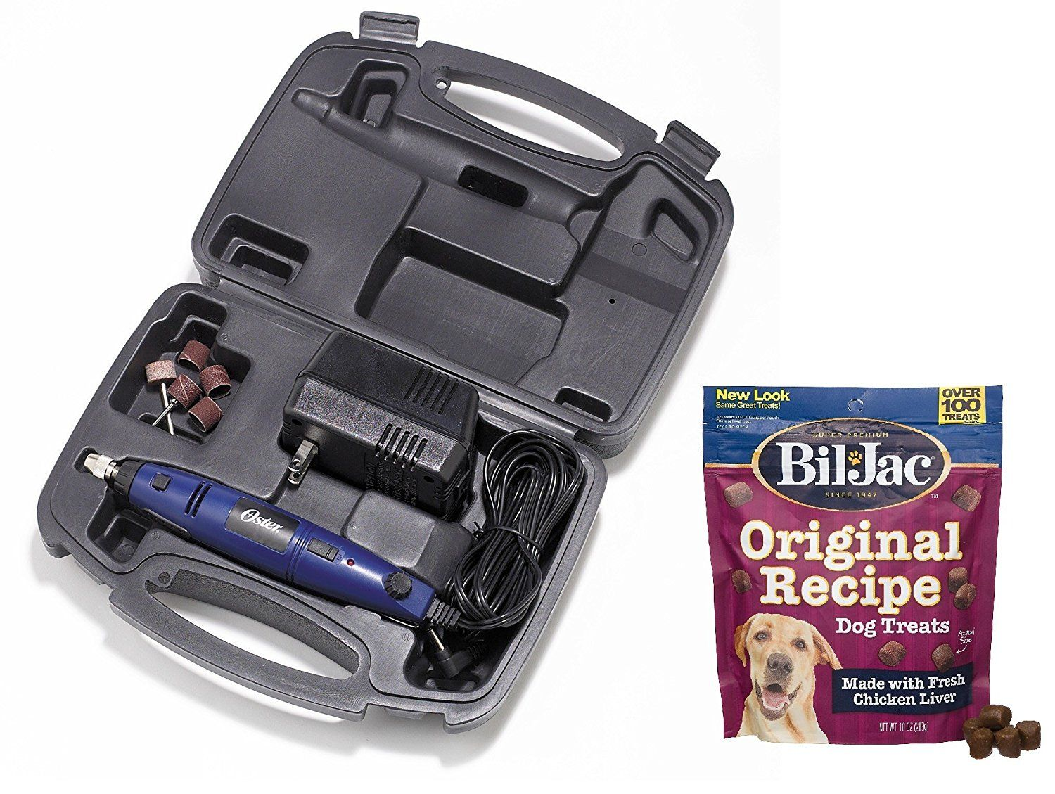 Oster Professional Nail Grinder Kit (Corded) Includes