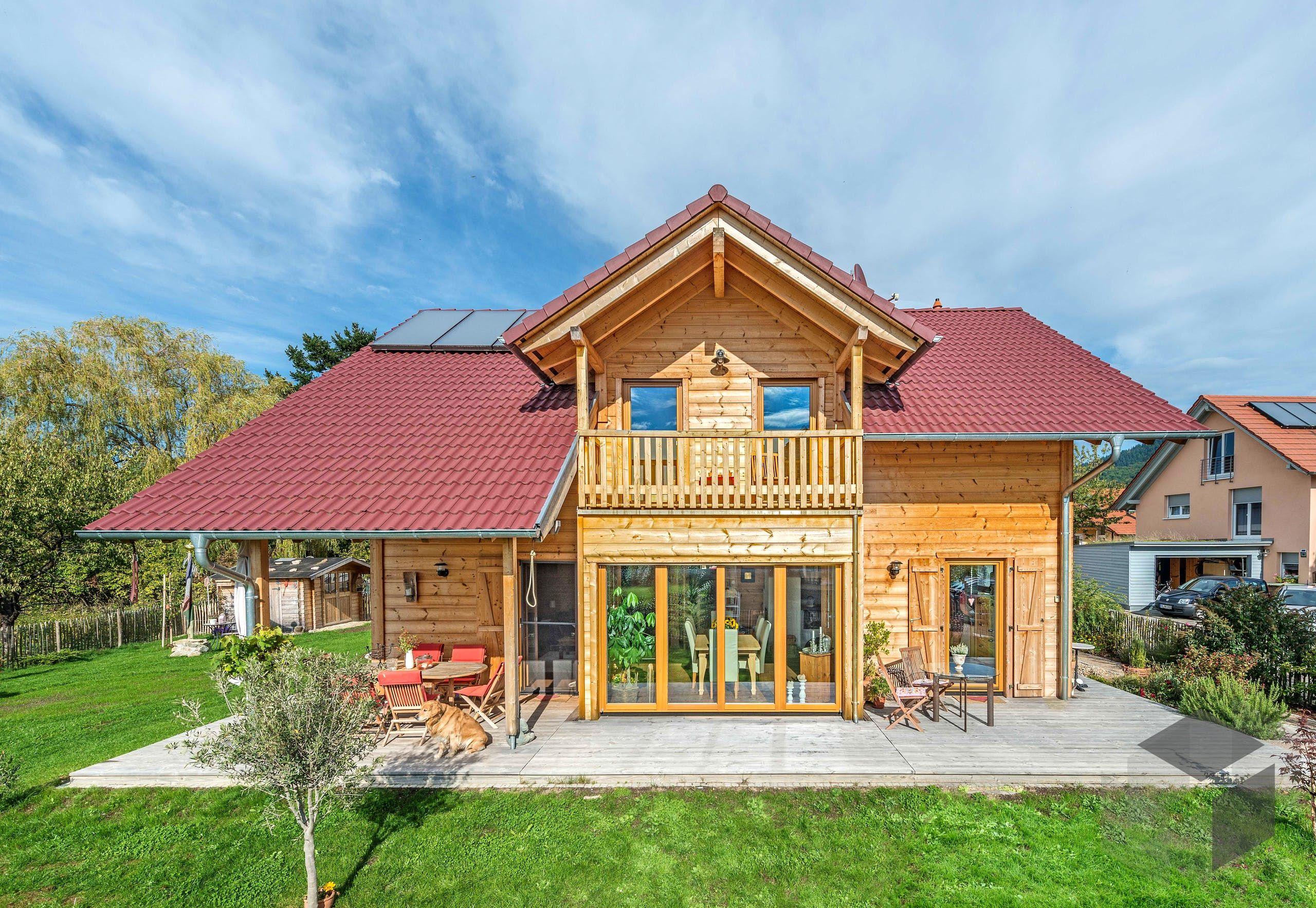Holzhaus 'Holz 155' von Frammelsberger R. Ingenieur