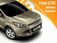 Ford Kuga Motability Car From T C Harrison Ford Your Local Ford