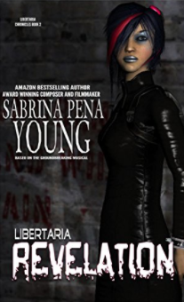 NEW EXCITING Sci fi Dystopian NOVEL Libertaria
