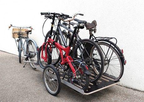 transportanh nger fahrradanh nger f r mehrere fahrr der. Black Bedroom Furniture Sets. Home Design Ideas