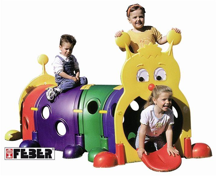 Tunel Infantil para el jardín de tu casa