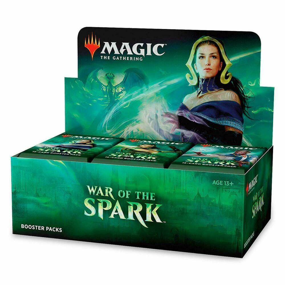 Prerelease war of the spark