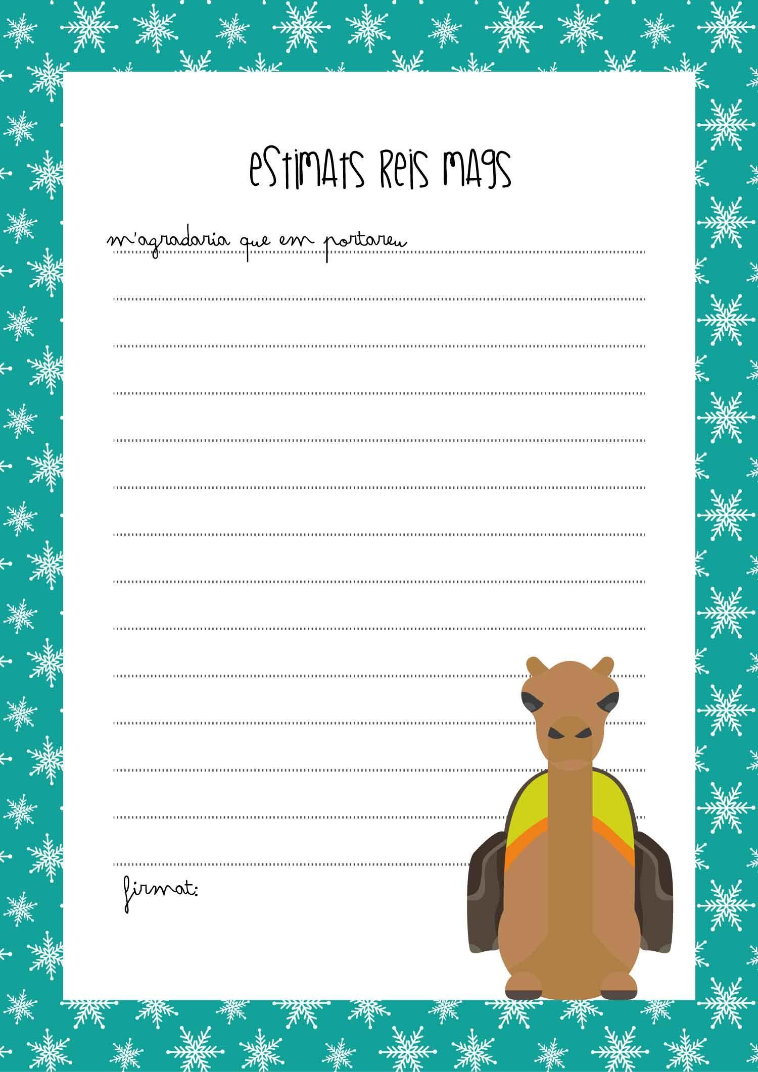 Magnífico Carta Personas Imprimibles Elaboración - Dibujos Para ...