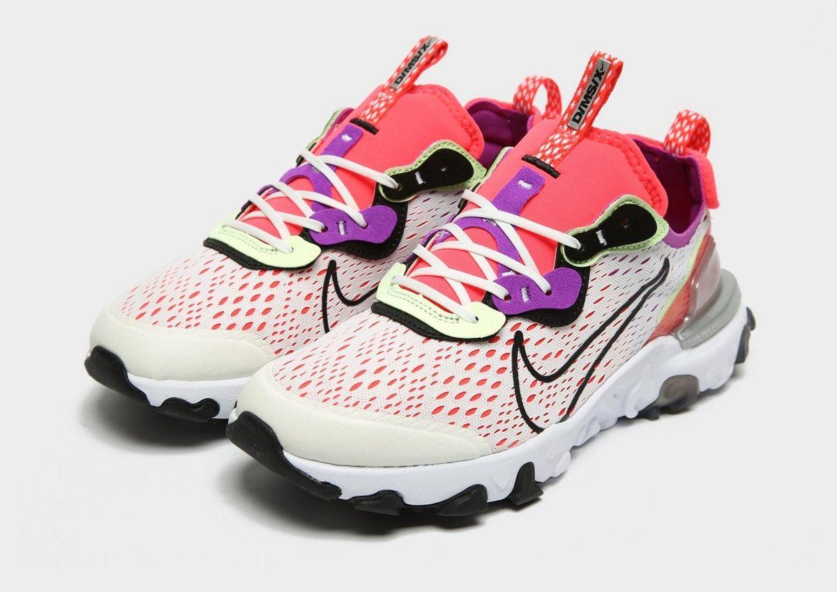 Nike React Vision Junior   Cute sneakers, Nike react vision, Nike