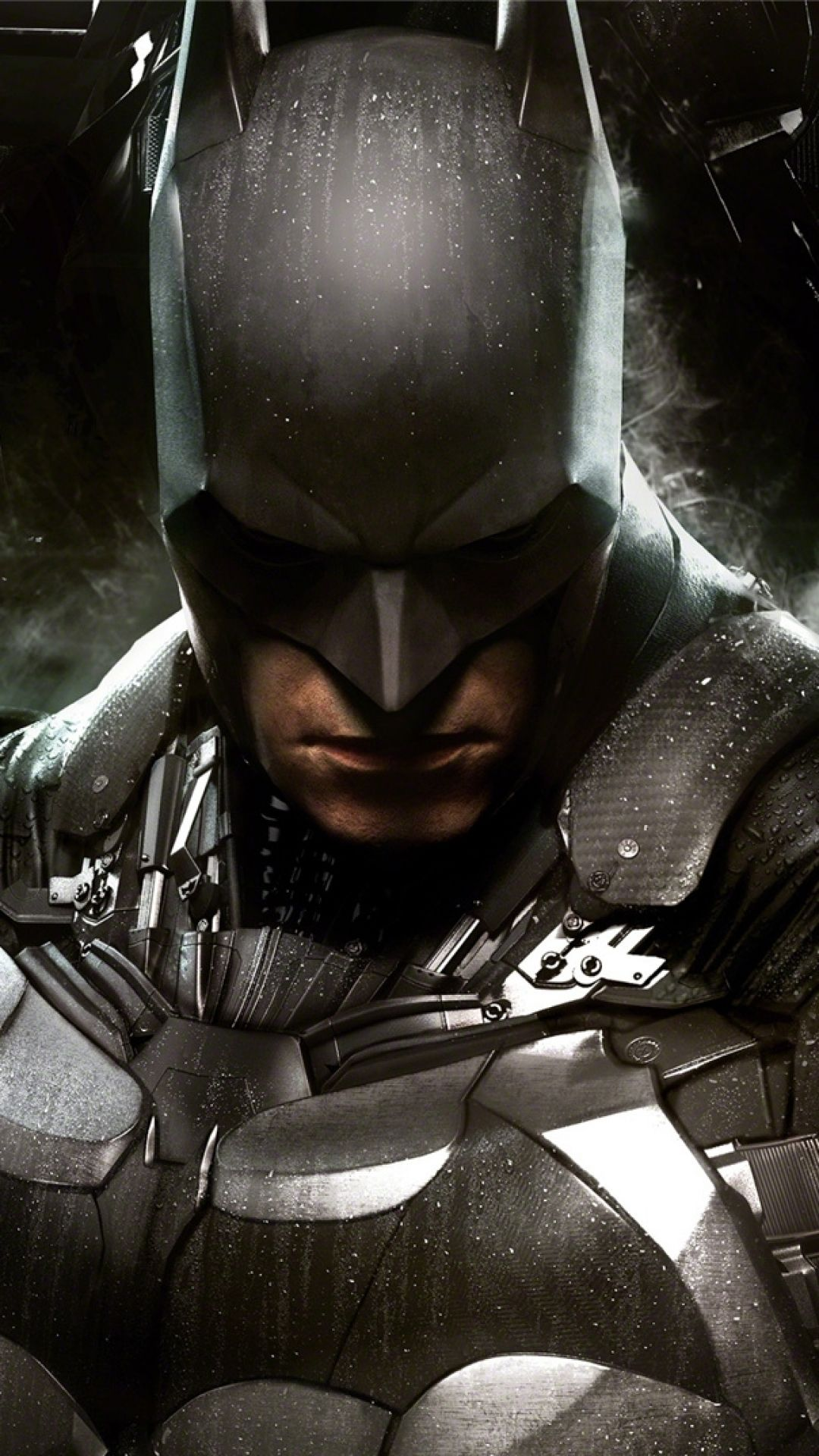 Batman Arkham Asylum Wallpaper Iphone Mobile Dark Knight