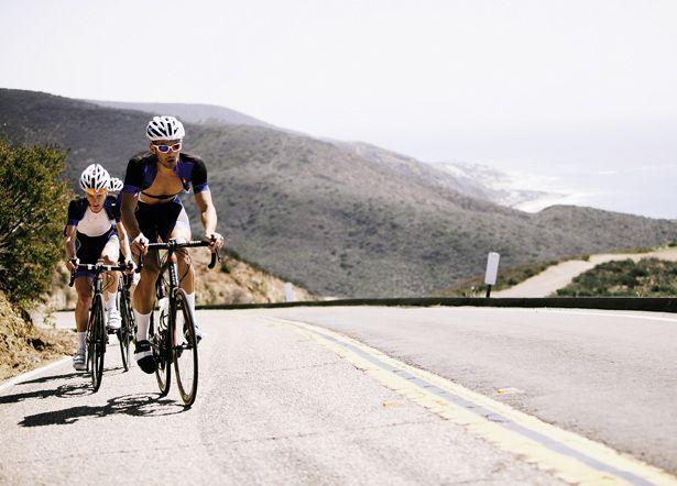 practicar ciclismo en altas temperaturas