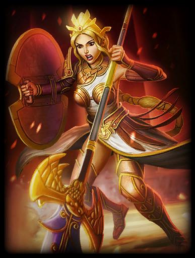 New Athena Skin: Liberté - YouTube