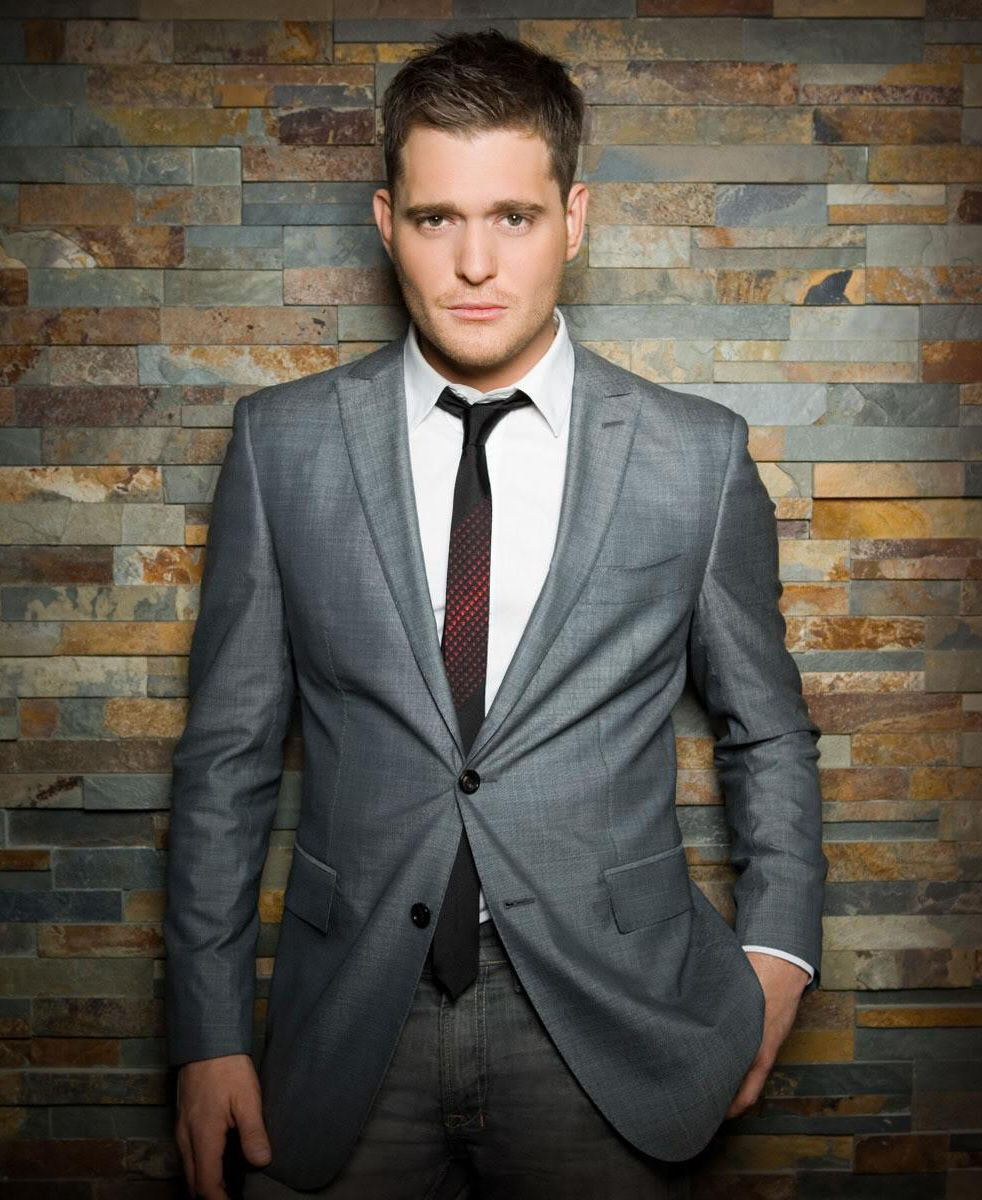 Michael Buble Coming To The TBTF Nov. 1