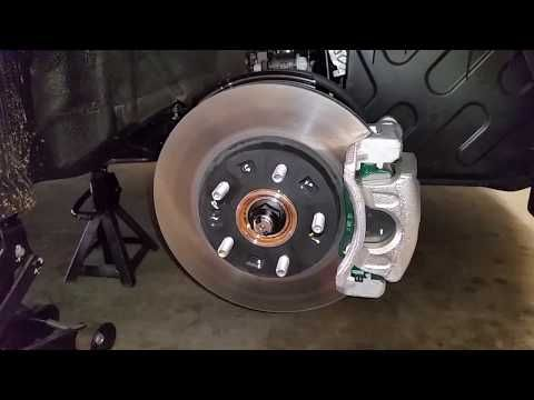 For 2012-2017 Passat 2009-2017 Tiguan Front Disc Brake Pad New
