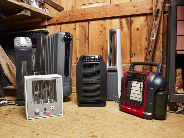 The Best Space Heaters for Warming Up the Office, Garage ...
