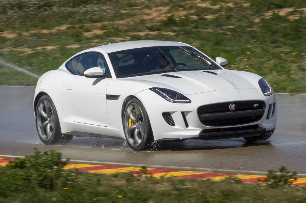 The 2015 Jaguar F Type Is Considered One Of The Most Competitive Car Models  In The Market.