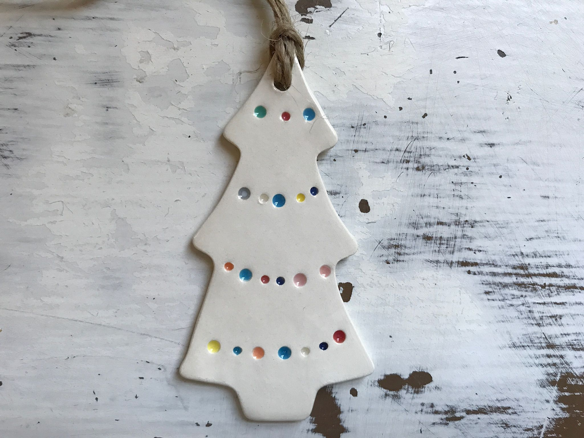 Christmas in july tree ornamentgift tagwine bottle tag gifts