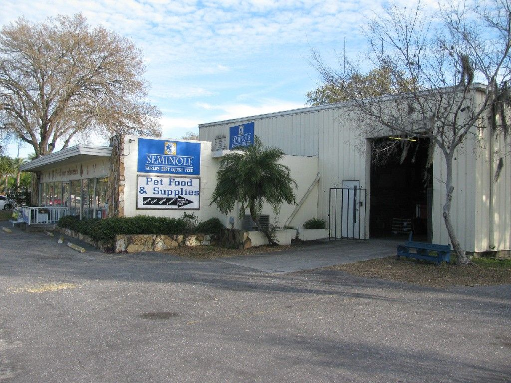 Amber Glen Feed Depot in Pinellas Park, FL Food animals