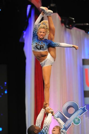 The Cheerleading Worlds Cheer Athletics | Cheer athletics ...