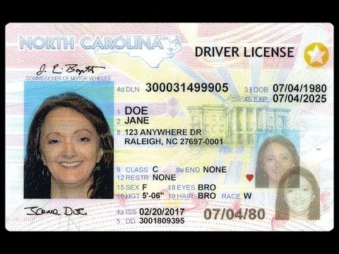 How To Get A New Driver S License Nc