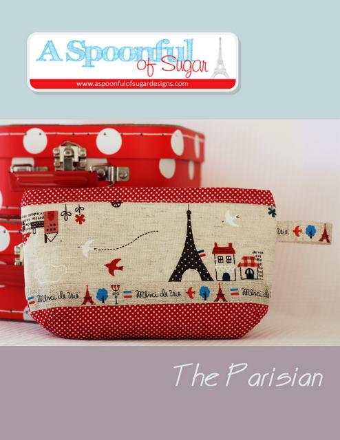 Parisian pouch tute