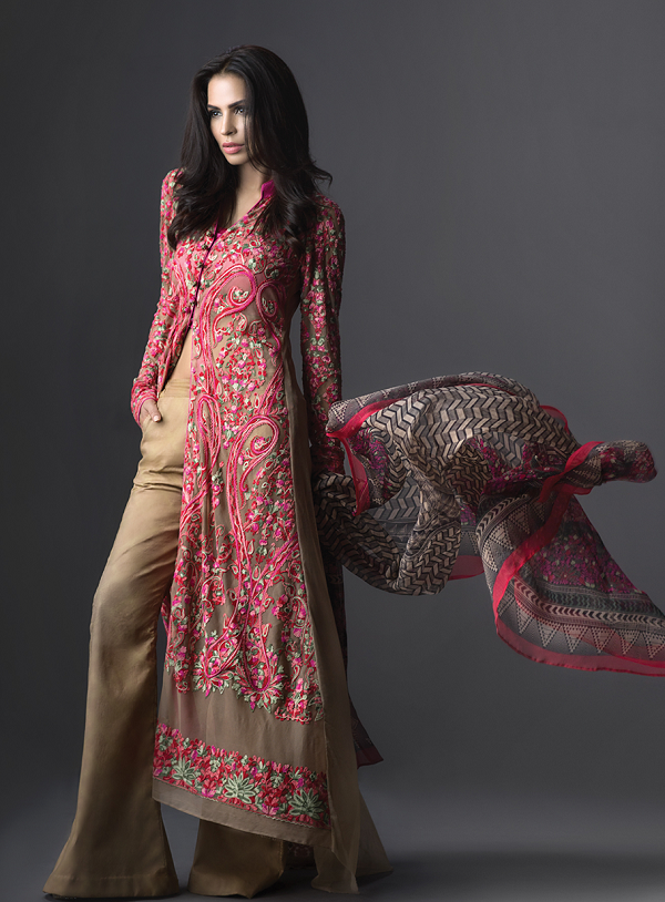 e115f16ee Sana Safinaz Luxury Eid Collection 2016