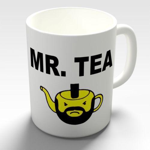 MR TEA POT Joke Funny MUG Gift | eBay